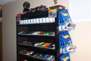 Hot Wheel Display Rack