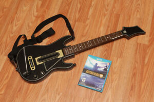 Ensemble Guitar Hero pour Wii U