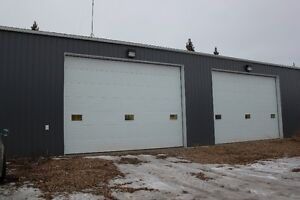 Over 150 Acres with Large Heated Shop near Brightsand!