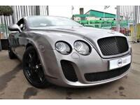 2011 60 BENTLEY CONTINENTAL 6.0 SUPERSPORTS 2D AUTO 621 BHP