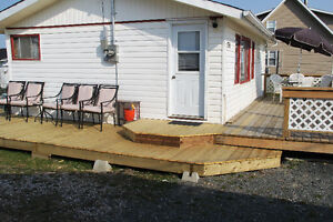 For rent - Waterfront cottage Beresford beach