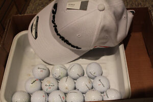 Golf balls Titleist PRO Vs TaylorMade and more