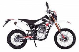 Atomik Nitrous 250cc enduro mx bike Golden Square Bendigo City Preview