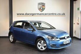 2014 64 VOLKSWAGEN GOLF 2.0 MATCH TDI BLUEMOTION TECHNOLOGY 5DR 148 BHP DIESEL