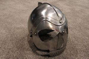 For Sale Medieval Helmet Decor Skull knight Armour Battle