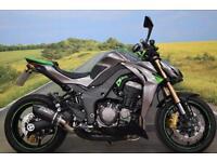 Kawasaki Z1000 ABS Special Edition **GPR Exhaust, Crash Bobbins, Tail Tidy**