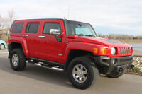 2007 HUMMER H3 Luxury/Leather/S Roof