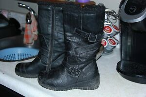 Girls Thinsulate Winter Boots