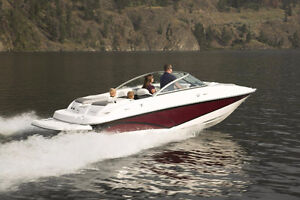 $6500 OFF NON CURRENT CAMPION 595i SC 4.5 MPI 250HP  22ft  CUDDY