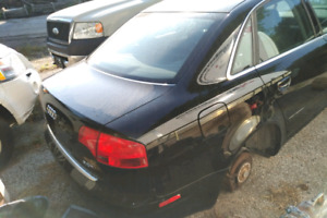 06 Audi A4 (Parts Car) NO KEYS, NO Ownership