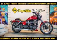 2013 62 TRIUMPH SPEEDMASTER 865 865CC 0% DEPOSIT FINANCE AVAILABLE