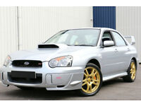 Subaru Impreza Performance Pack WRX STi UK CAR!! genuine low miles!! unmolested!