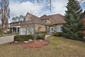 Lynde Creek, Whitby, Detached 2 storey Executive Home
