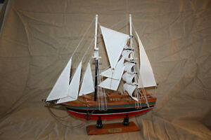 "Model Ship ""Bluenose"""