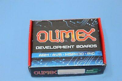 Olimex Avr-p28-8mhz Development Board