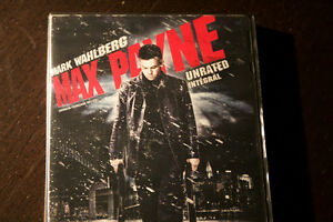 Max Payne Unrated DVD