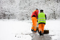 SNOW REMOVAL COMPANY LOOKING FOR EMPLOYEES  *** GREAT PAY ***