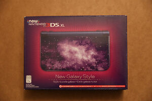 New 3ds XL Galaxy Style