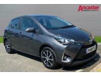2018 Toyota Yaris 1.5 VVT-i Icon 5dr [Nav] Manual Hatchback Petrol Manual