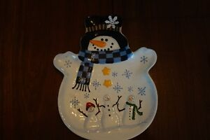 Christmas cookie plates-add cookies, great gift! Kingston Kingston Area image 3