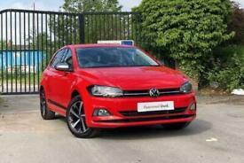 image for 2021 Volkswagen POLO HATCHBACK 1.0 TSI 95 Beats 5dr Hatchback Petrol Manual