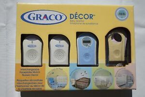 Graco baby monitors