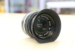 **SHOOT** Olympus Zuiko 28MM Camera Lens -14796