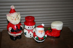 Vintage Christmas Decorations  See Photos  NEW PRICES