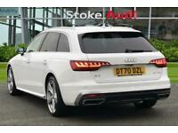 2021 Audi A4 Avant S line 30 TDI 136 PS S tronic Auto Estate Diesel Automatic