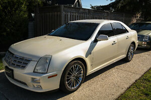 2007 Cadillac STS V8 Fully Loaded Leather Interior