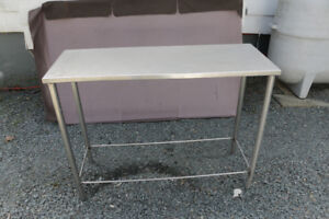 Food Grade Stainless Steel Table #2