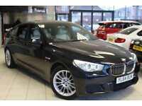 2015 64 BMW 5 SERIES 2.0 520D M SPORT GRAN TURISMO 5D 181 BHP DIESEL