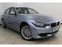 2013 13 BMW 3 SERIES 2.0 320D XDRIVE LUXURY 4DR AUTOMATIC 181 BHP DIESEL