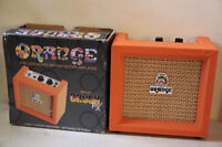 ORANGE : Micro Crush (3 watts)