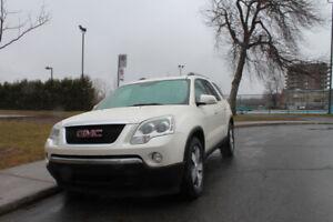 GMC 2011 ACADIA SLT Last price a vendre urgent!!!Last price