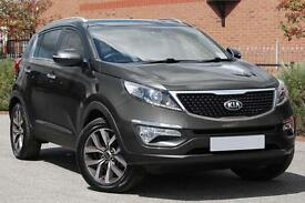 2014 Kia Sportage 1.6 GDi 2 Manual SUV
