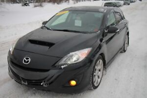 2012 Mazda MAZDASPEED3 Berline