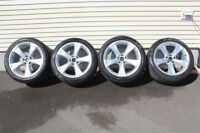 BMW Rims and Tires (M5 Summer Rims)