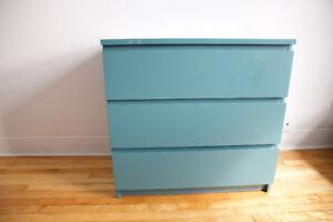 Commode à 3 tiroirs IKEA drawer