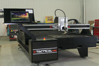 Tactical CNC Plasma Cutting Systems