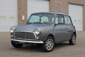 LHD 1989 Rover Mini - Outstanding Turn Key Condition