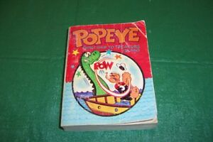 POPEYE      GHOST SHIP TO  TREASURE ISLAND   YEAR   1967 Oakville / Halton Region Toronto (GTA) image 1