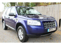 2009 09 Land Rover Freelander 2 2.2Td4e S 158bhp 4X4 6 SPEED MANUAL 49.6 MPG PX
