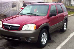 2001 Mazda Tribute VUS