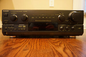 Technics SA-DX940 AV Control Stereo Receiver Clean