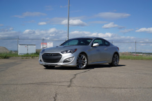 2013 Hyundai Genesis Coupe 3.8GT Fully Loaded