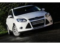 2014 Ford Focus 1.0 SCTi EcoBoost Zetec Navigator 5dr