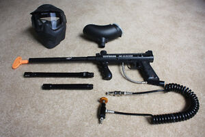 Tippmann 98 Custom Paintball Gun (Reduced)
