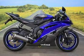 Yamaha YZF-R6 **Excellent Condition, Tail Tidy, Stomp Grips**