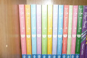 Manga And Graphic Novels Lot #3